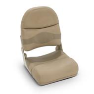 LCI Platinum Folding Pontoon Boat Seat