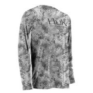 Huk Icon Camo Long Sleeve - SubPhantis SubZero