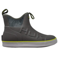 Huk Rogue Wave Charcoal Grey Deck Boot