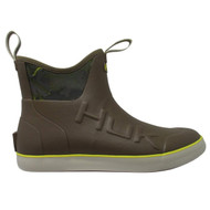 Huk Rogue Wave Brown Deck Boot
