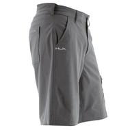 Huk Next Level Charcoal Grey Shorts