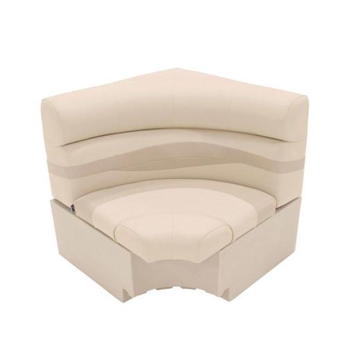 LCI Platinum Square Corner Pontoon Seat