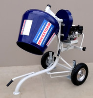 Brickstorm Tradesman T23 Cement Mixer. Tough Trade Quality Mixer in a Small Package.