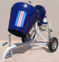 Brickstorm Tradesman T36 Cement Mixer. Heavy Duty Frame and Bowl.