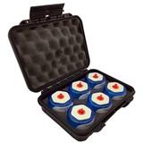 Tramex SAL75-6  Set of 6 Calibration Salt Checks for Hygro-i relative humidity probes