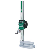 """ELECTRONIC HEIGHT GAGE WITH DRIVING WHEEL, 0-12""""/0-300mm"""