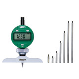 """ELECTRONIC DEPTH GAGE, 0-12""""/0-300mm, resolution .0005""""/0.01mm"""