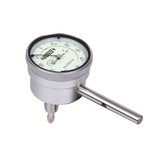 "BACK PLUNGER TYPE DIAL INDICATOR, .2"", Graduation: .001"""