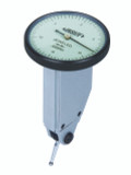 "BACK PLUNGER TYPE DIAL TEST INDICATOR, .03"", graduation .0005"""