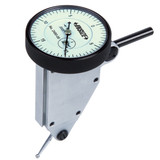 "LARGE RANGE BACK PLUNGER TYPE DIAL TEST INDICATOR, Range .06"", Graduation .0005"""