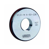 WHITWORTH PIPE THREAD RING GAGE(G SERIES), G 1/2 - 14? NOGO