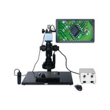 3D MOTORIZED ROTATION MICROSCOPE (WITH DISPLAY)
