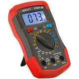 Triplett 1401 True RMS Compact Digital Multimeter with Backlit LCD, 52 Measur...