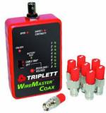 Triplett WireMaster 3274 Digital 8-Way Coax BNC Cable Mapper