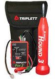 Triplett Fox&Hound 3399 Premium Wire and Cable Tracing Kit w/Tone Generator