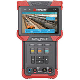 Triplett 8070 CamView IP PRO Ruggedized IP and Analog NTSC/PAL Camera Tester ...