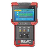 Triplett 8073 CamView IP PRO+ Ruggedized IP and Analog NTSC/PAL/AHD and HD-TV...