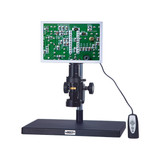 HIGH-DEFINITION DIGITAL MICROSCOPE (WITH DISPLAY)