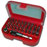 Triplett TSBK-001 31-Piece Industrial Grade Security Bit Set