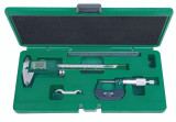 INSIZE 3-PIECE MEASURING TOOL SET