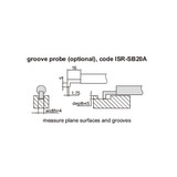 INSIZE GROOVE PROBE
