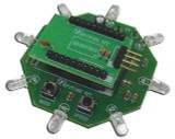 Global Specialties GSK-184 UFO Chasing Lights, 8 LEDs