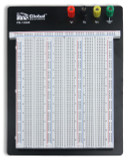 Global Specialties PB-103M Externally Powered, 2390 Tie-point Breadboard