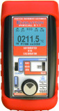 Piecal 211 RTD Process Calibrator  with patented RTD wire detection