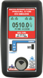Piecal 510B Single Type RTD Calibrator, Source only; also ohms