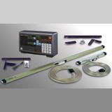 "Mitutoyo 64PKA029A Grinder Package Glass Linear Scale 8""X14"" w/KA-200 DRO"