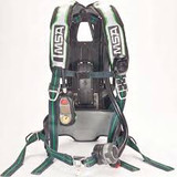 MSA 10184180 Scba, G1 Fs, Configured