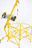 MSA 10194858 Manhole Guard System W/O Winch & Rescuer