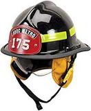MSA 660CXDG Helmet Assy.,660C Metro,Grn.,Ess Goggle