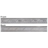"""Fowler 6"""" 16R Flexible Steel Rule 52-310-006-0"""