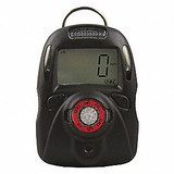 MACURCO HS-1XL Gas Monitor, LCD, H2S, 3-1/8 in. H, 2 in. W