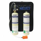 MACURCO GDM-FCK Calibration Kit, CH4 Gas Type, 34L