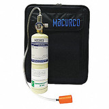 MACURCO HSP-FCK Calibration Kit, CO Gas Type, 34L