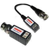 Triplett BBLN-PVRJ45-1 CCTV Balun--BNC Male with Power Lead