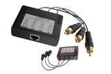 Triplett TRB-RGBPTA Transceiver Box -- 3 RCA (RGB) Plugs with Pigtails
