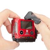 RKI 13-0125 Sensor, Belt clip with installation screws for GX-3R/GX-3R Pro