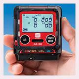 RKI 29-0699 Sensor case label for GX-3R Pro, Toxic 2 / LEL / O2 / Toxic