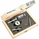 "STARRETT S770BXTCZ Micrometer Set,0.250 to 0.375"" Range"