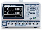 Instek GPE-4323 4 Channels, 212W Linear DC Power Supply