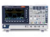 GW Instek GDS-1054B Digital Storage Oscilloscope, 4-Channel, 1 GSa/s Maximum Sampling Rate, 50 MHz, 10M Maximum Memory Depth for Each