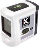 KAPRO. VHX PROLASER 2-line Cross Hair Green Laser with IP 65 Rating