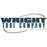 """WRIGHT TOOL COMPANY  Cushion Grip Slotted Screwdriver Square Shank 8"""" Blade Length - 3/8"""""""