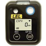 RKI RKI01-72-0038 03 Series LEL Single Gas Monitor with NI-MH Battery