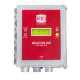RKI Instruments Beacon 200 Two-Channel Fixed System Controller