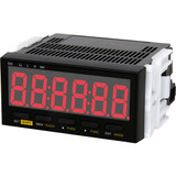 Nidec. Panel Meter Tachometer, 9-35 VDC Powered, NPN Output, Analog Output with 36 Pin Connection
