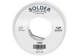 Aven 17555LF Solder, Lead Free, 100 g, 1.0 mm